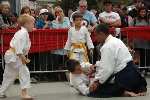 Japan Matsuri 2014 - Children demonstration